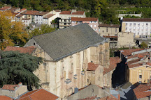 The Church of Saint Volusien, Foix, France