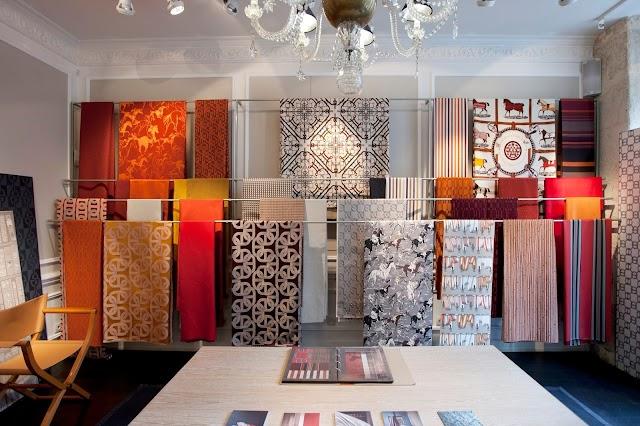 Dedar Paris Showroom