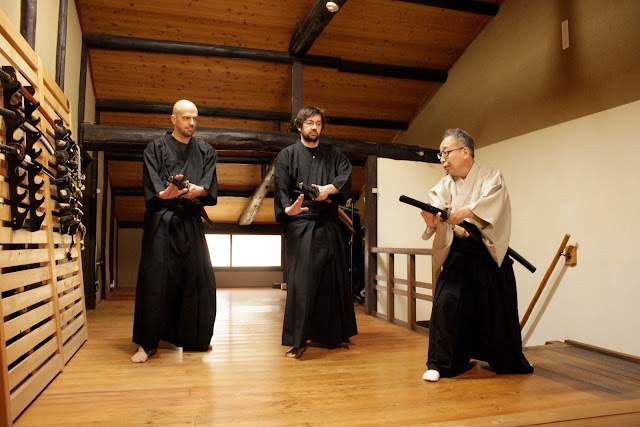 Samurai Juku