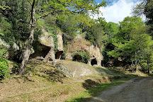 Necropoli Etrusca di Castel d'Asso, Viterbo, Italy