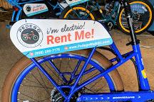 Pedego Electric Bikes Waikiki, Honolulu, United States