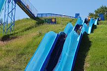 Kenosee Superslides, Kenosee Lake, Canada