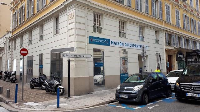 Maison Du Département Nice Centre