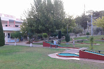 Hellas Mini Golf, Lardos, Greece