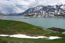 Lac du Mont-Cenis, Lanslebourg Mont Cenis, France
