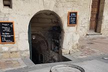 Cave de l'Abbaye, Dives-sur-Mer, France