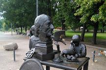 James Simon Park, Berlin, Germany