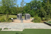 Cherokee Removal Memorial Park, Birchwood, United States