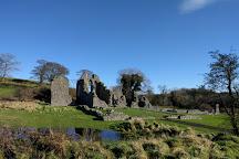 Inch Abbey, Downpatrick, United Kingdom