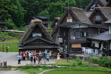 The Historic Villages of Shirakawa-go Gassho Style Houses, Shirakawa-mura, Japan