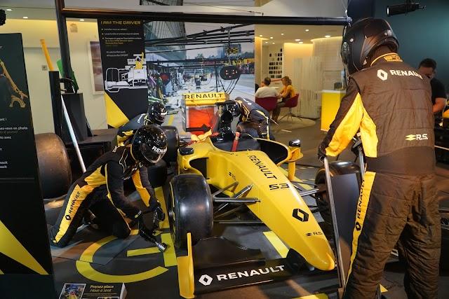 Showroom Renault