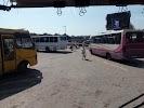 """Автостанция """"Северная"""", площадь Генерала Захарова на фото Севастополя"""