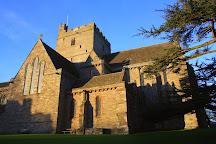 Brecon Cathedral, Brecon, United Kingdom