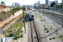 Железнодорожная станция  Entrecampos