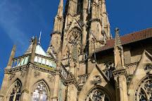 Johanneskirche, Stuttgart, Germany