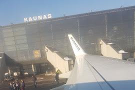 Автобусная станция   Kauno oro uostas