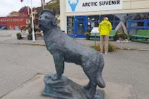 North Cape Tourist Information, Honningsvag, Norway