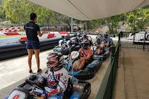 Go-Kart Racing Track, Hamilton Island, Australia