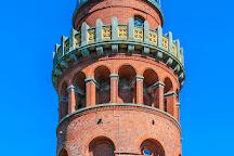 Ernst Moritz Arndt Tower, Bergen auf Ruegen, Germany