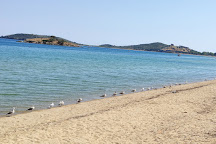 New Peramos Beach, Nea Peramos, Greece