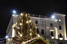 Biblioteca Comunale, Monfalcone, Italy