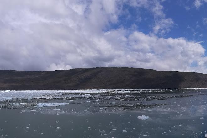 Glacier Jorge Montt, Tortel, Chile