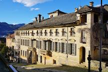 Palazzo Penotti Ubertini, Orta San Giulio, Italy