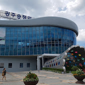 Железнодорожная станция  Gwangju Songjeong Station