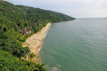 Pantai Pasir Panjang, Penang Island, Malaysia
