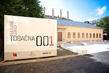 Cultural Center Tobačna 001, Ljubljana, Slovenia