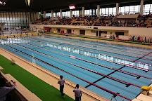 Port Island Sports Center, Kobe, Japan