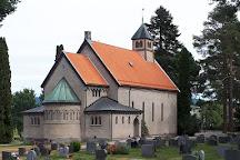 Gimsoy Church, Skien, Norway