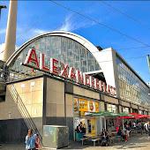 Железнодорожная станция  Berlin Berlin Alexanderplatz