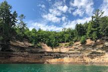 Pictured Rocks Kayaking, Munising, United States