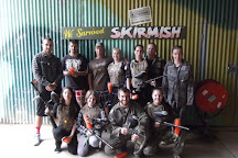 Skirmish Gold Coast Outdoor Paintball, Mudgeeraba, Australia