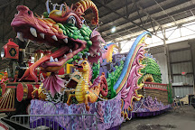 Blaine Kern's Mardi Gras World, New Orleans, United States