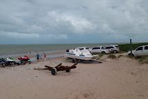 Areia Dourada Beach, Cabedelo, Brazil