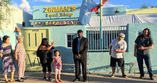 Zinman's Food Shop and Vegan Bistro
