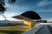 Museu Oscar Niemeyer MON, Curitiba, Brazil