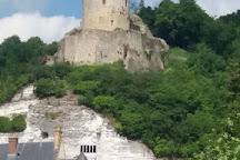 Château de La Roche-Guyon, La Roche-Guyon, France