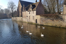 The Princely Beguinage Ten Wijngaarde, Bruges, Belgium