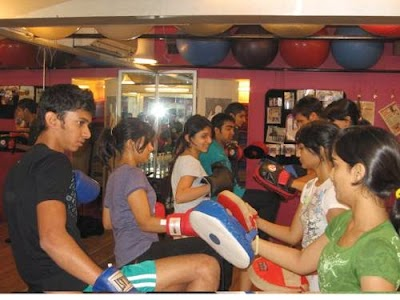 amit lalwanis kick boxing academy
