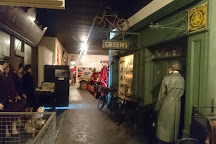 German Occupation Museum, Forest, United Kingdom