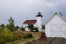Sand Point Lighthouse, Escanaba, United States