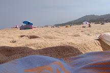 Praia do Salgado, Sao Martinho do Porto, Portugal