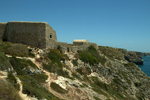 Fort of Santo Antonio de Belixe, Sagres, Portugal