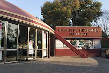 Museo de Historia Natural, Mexico City, Mexico