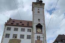 Altes Rathaus (old townhall), Ochsenfurt, Germany