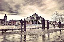 The Famine Sculptures, Dublin, Ireland