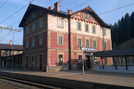 Железнодорожная станция  Usti Nad Orlici